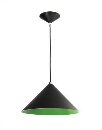 Luminária pendente chapéu chinês