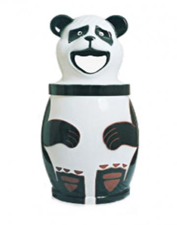 Lixeira Decorativa modelo Panda 120 litros
