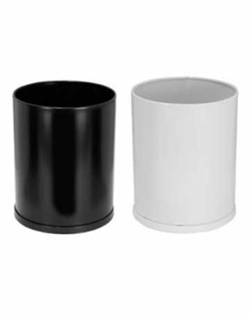 Lixeira em Aço Inox Esmaltado 14 litros